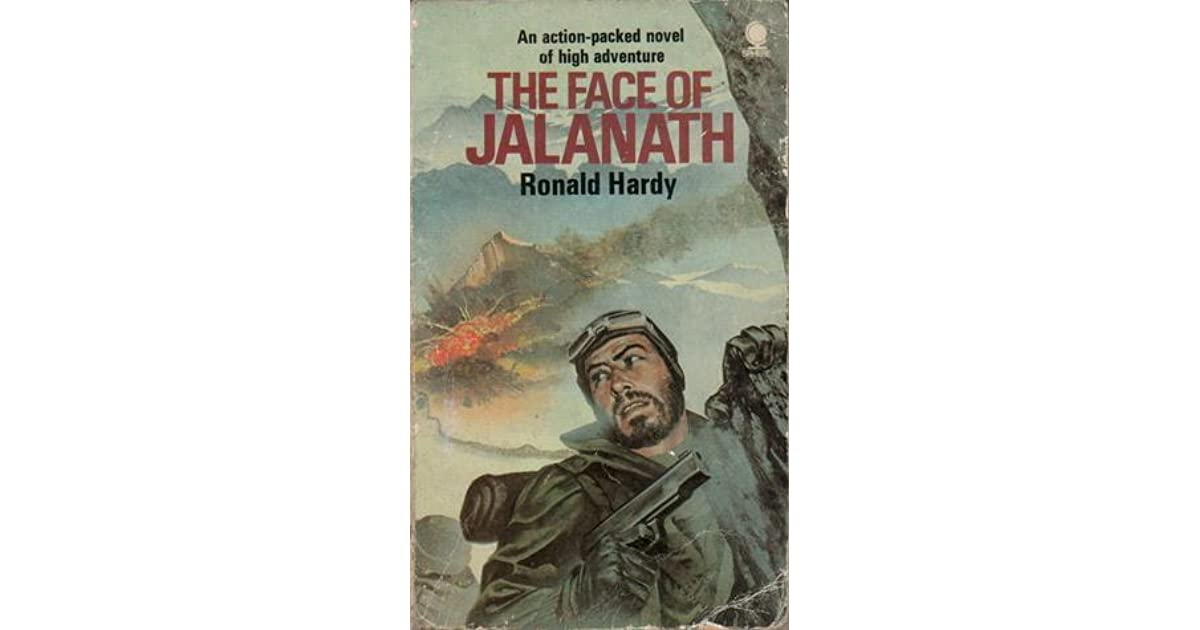 Ronald Hardy The Face of Jalanath by Ronald Hardy