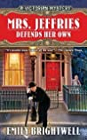 Mrs. Jeffries Defends Her Own (Mrs. Jeffries, #30)