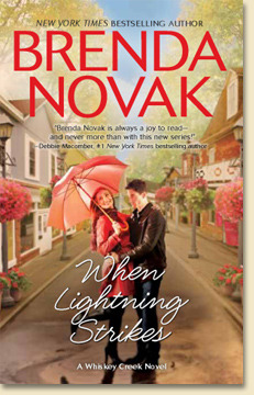 When Lightning Strikes by Brenda Novak