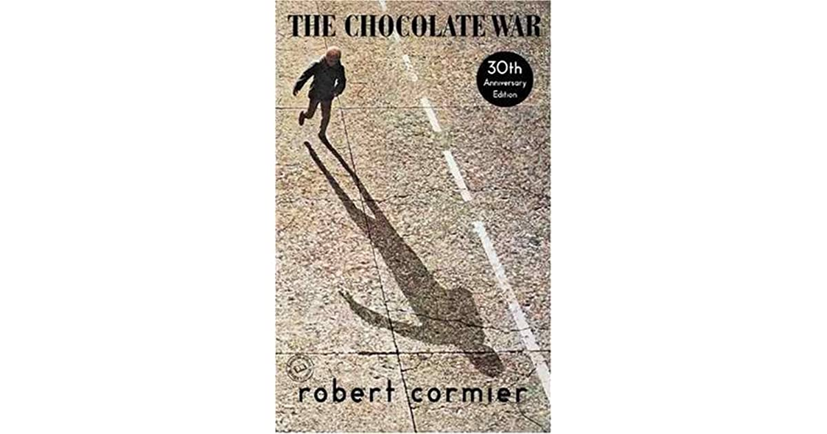 the battle of good and evil in the chocolate war by robert cormier The chocolate war is a young adult novel by american author robert cormier  first published  children's books teen-agers face evil  take me where  the good times are (1965) the chocolate war (1974) i am the cheese (1977) .