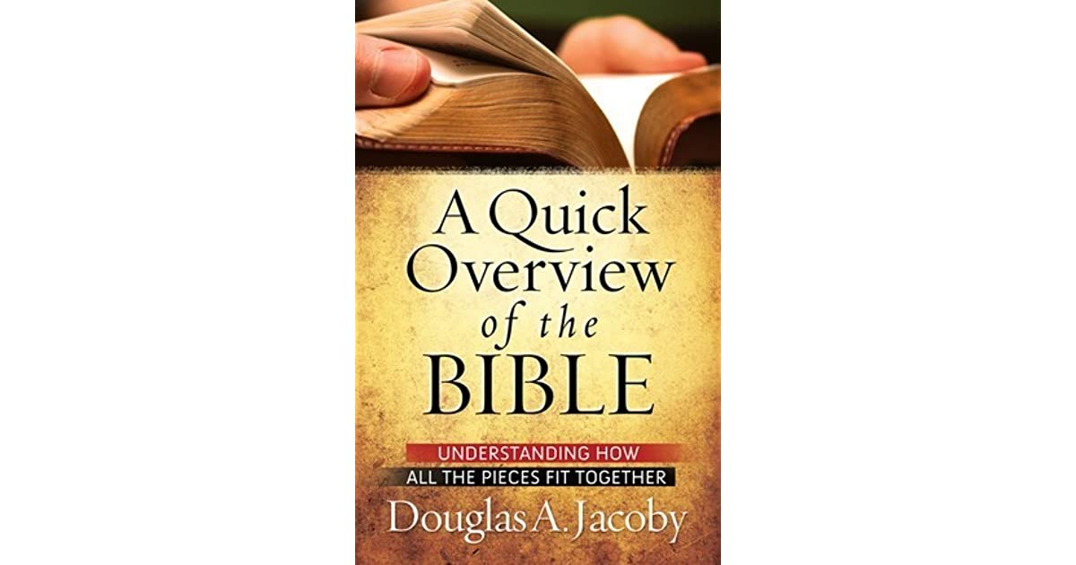 an overview of the wisdom literature in the bible The interpretation of wisdom literature of the bible, part ii by david penchansky editor's note: we reprint this first section of part i to help orient readers to the material.