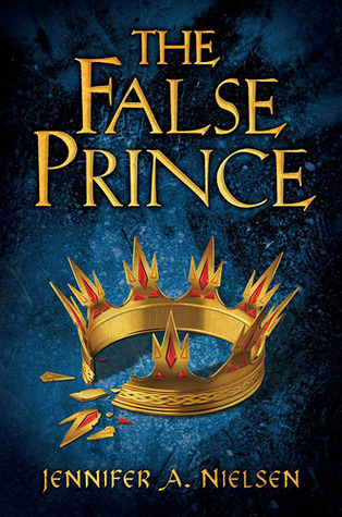 Book cover of The False Prince by Jennifer A. Nielsen
