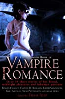 The Mammoth Book of Vampire Romance (Riley Jenson Guardian, #3.5)