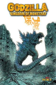 Godzilla: Kingdom of Monsters, Volume 3
