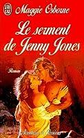 Le serment de Jenny Jones