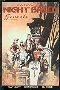Clive Barker's Night Breed: Genesis