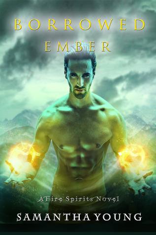 Borrowed Ember (Fire Spirits, #3)