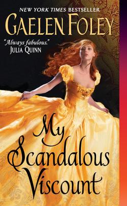 My Scandalous Viscount (Inferno Club, #5)
