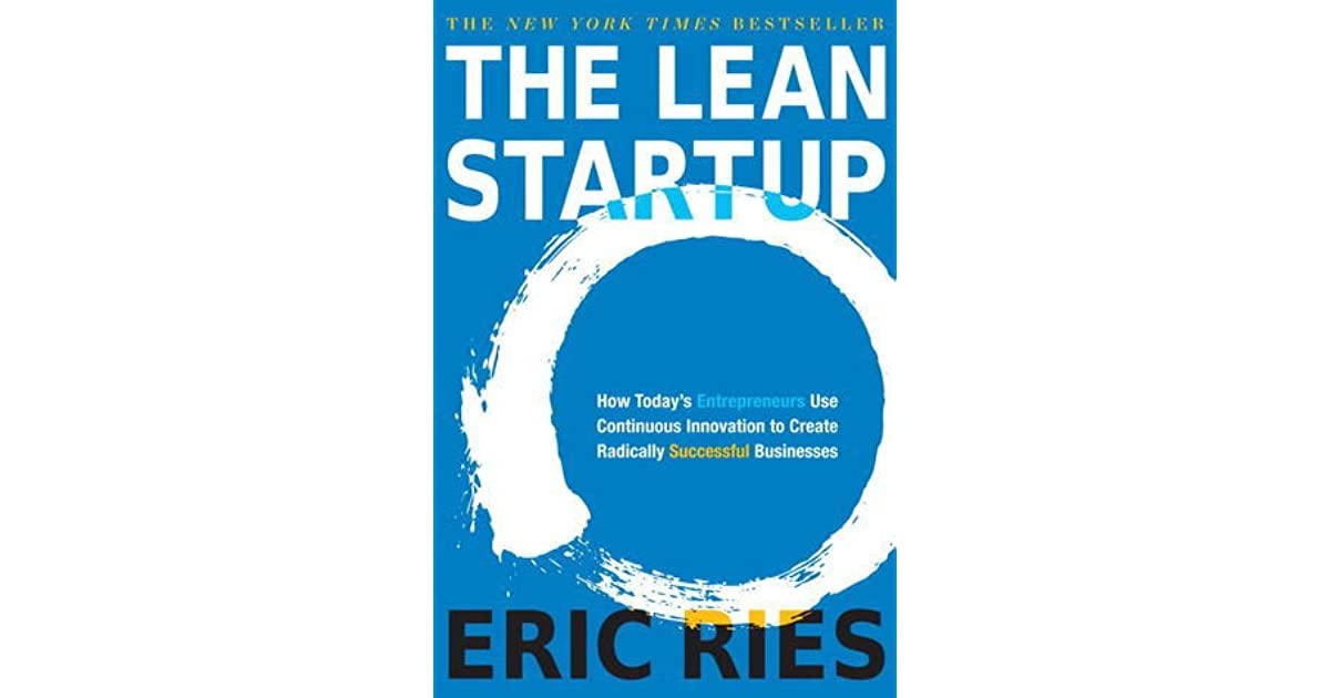 Startup book lean pdf the