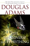 Book cover for Life, the Universe and Everything