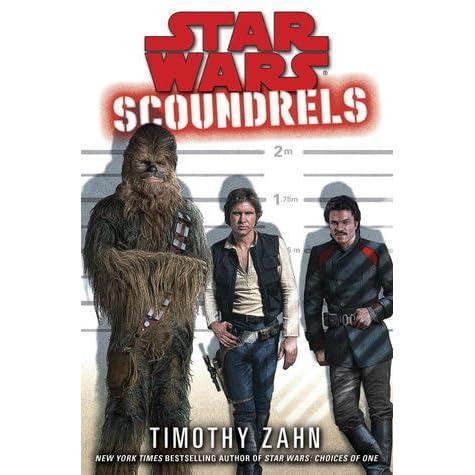 Scoundrels By Timothy Zahn