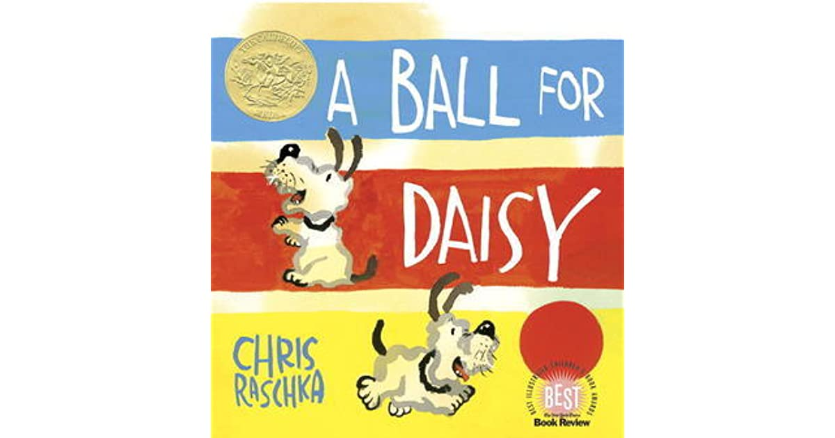 picture relating to Wordless Book Printable known as A Ball for Daisy through Chris Raschka