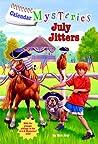July Jitters (Calendar Mysteries, #7)