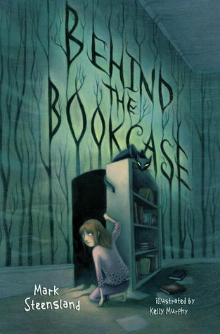 Behind the Bookcase