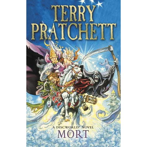 mort terry pratchett essay Mort is a discworld novel by fantasy author terry pratchett the book is the fourth  in the series and was first published in the uk by victor gollanz ltd in.