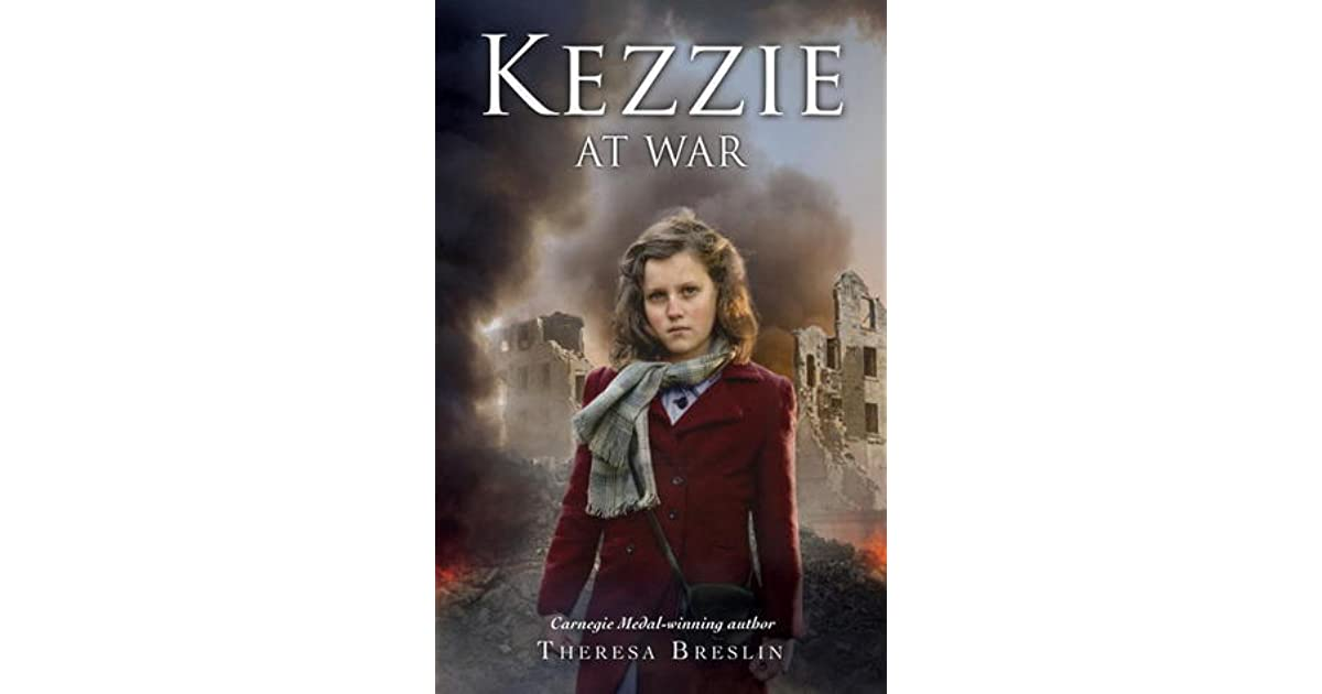 Kezzie At War Containing Both Kezzie Novels By Theresa