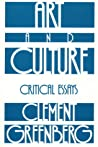 Art and Culture: Critical Essays audiobook review
