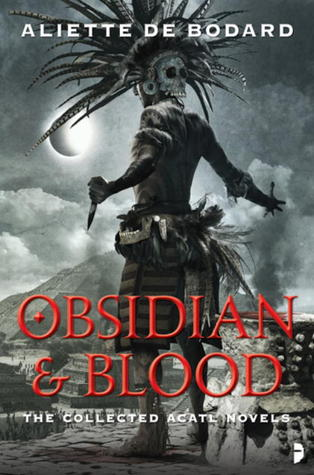Obsidian and Blood (Obsidian and Blood, #1-3)