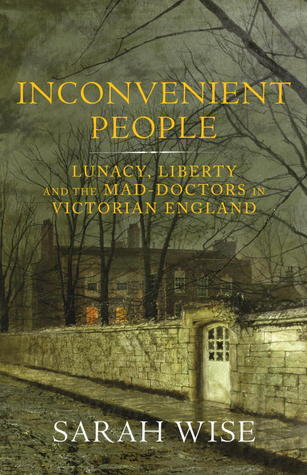 Inconvenient People by Sarah  Wise