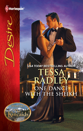 One Dance with the Sheikh (Dynasties: The Kincaids #5)