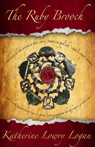 The Ruby Brooch (Celtic Brooch #1)