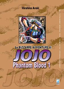 JoJo's Bizarre Adventure: Part 1—Phantom Blood, Vol  1 by Hirohiko Araki