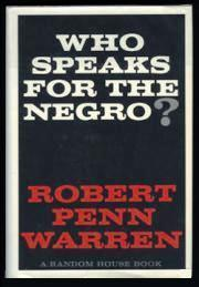 Who Speaks for the Negro?
