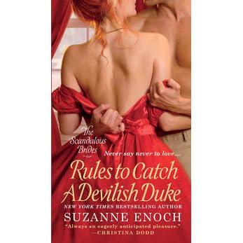 rules to catch a devilish duke enoch suzanne