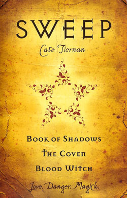 Sweep: Volume 1 - Book of Shadows; The Coven; Blood Witch