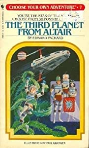 The Third Planet from Altair (Choose Your Own Adventure, #7)