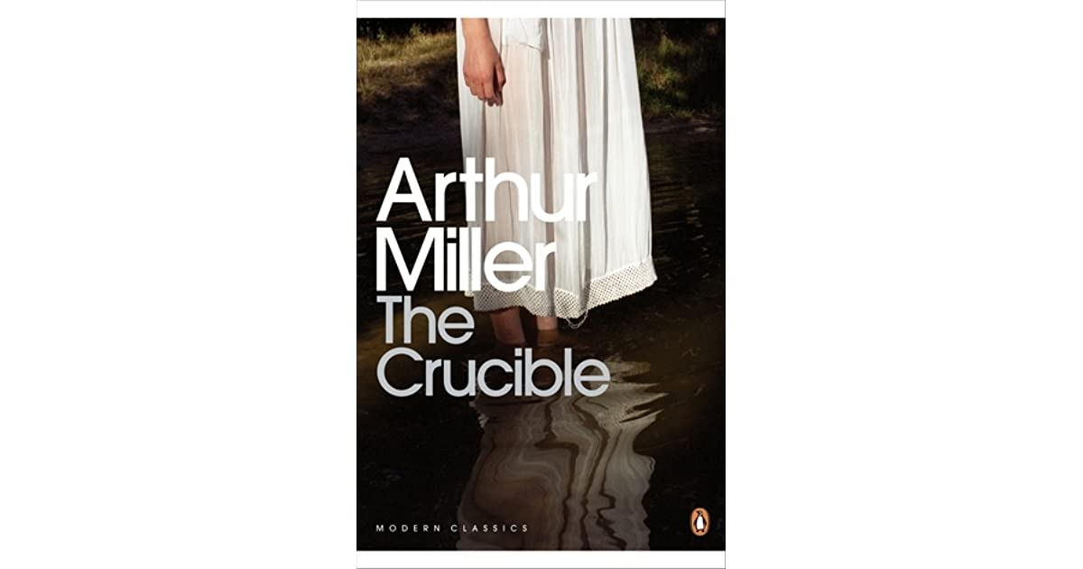 the use of the literary element irony in the crucible a play by arthur miller Extracts from this document introduction how does miller convey his message through 'the crucible' in this essay, i will explore the message communicated through 'the crucible' to its audience, and the way in which its author, arthur miller, attempts to convey it, especially through one of the play's main characters, john proctor.