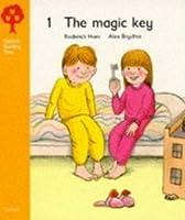 Chip Key Copy >> The Magic Key by Roderick Hunt
