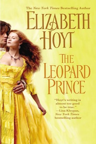 The Leopard Prince (Princes Trilogy, #2)