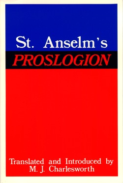 Proslogion by Anselm of Canterbury
