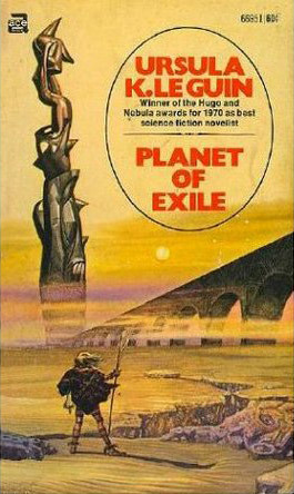 Planet of Exile (Hainish Cycle #2) by Ursula K. Le Guin