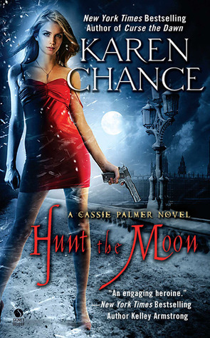 Karen Chance - Cassandra Palmer 5 - Hunt the Moon
