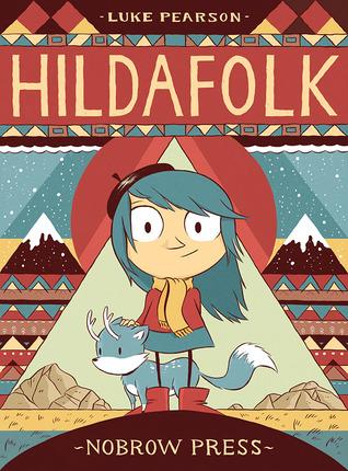 Hildafolk (Hilda, #1)