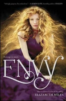 Envy (Fury, #2)