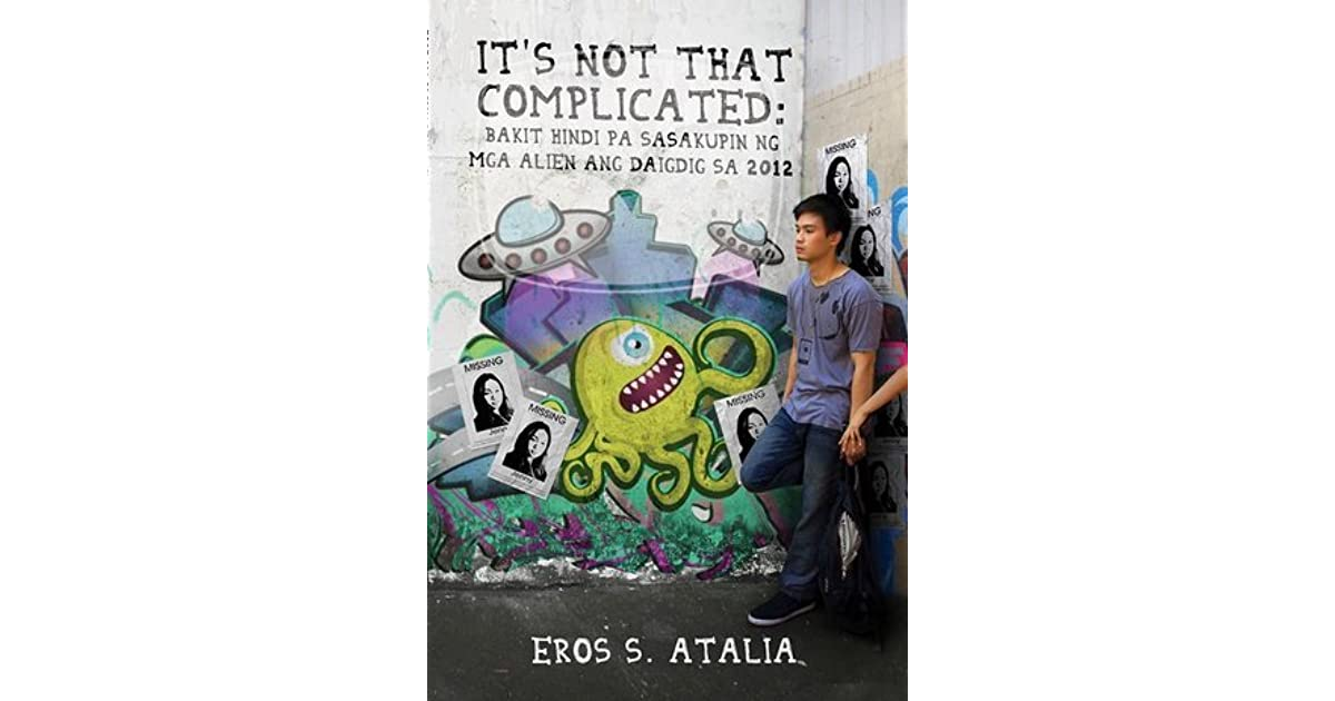 Its Not That Complicated Eros Atalia Pdf