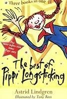 The Best of Pippi Longstocking (Pippi Longstocking, #1-3)