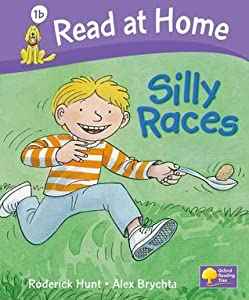 Silly Races (Read at Home, Level 1b)