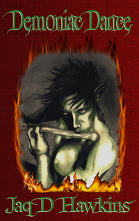 Demoniac Dance (The Goblin Series, #2) by Jaq D  Hawkins