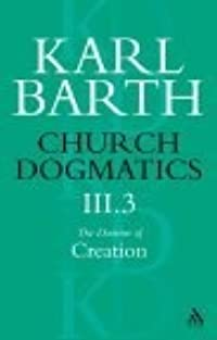 Church Dogmatics 3.3