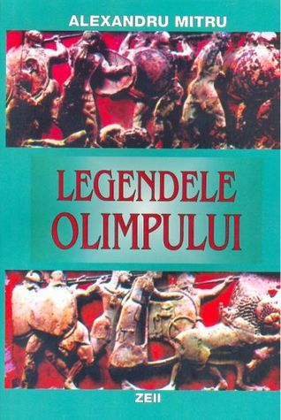 Legendele Olimpului Vol 1: Zeii