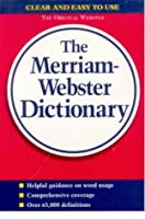 The New Merriam Webster Dictionary