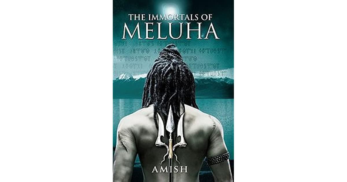 The Immortals of Meluha (Shiva Trilogy, #1) by Amish Tripathi