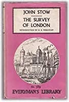 The Survey of London (Everyman's Library)