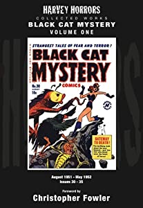Harvey Horrors Collected Works: Black Cat Mystery, Vol. 1