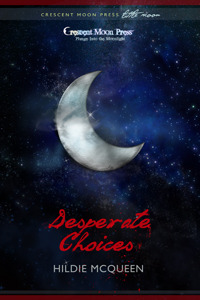 Desperate Choices, A Protectors Novel by Hildie McQueen