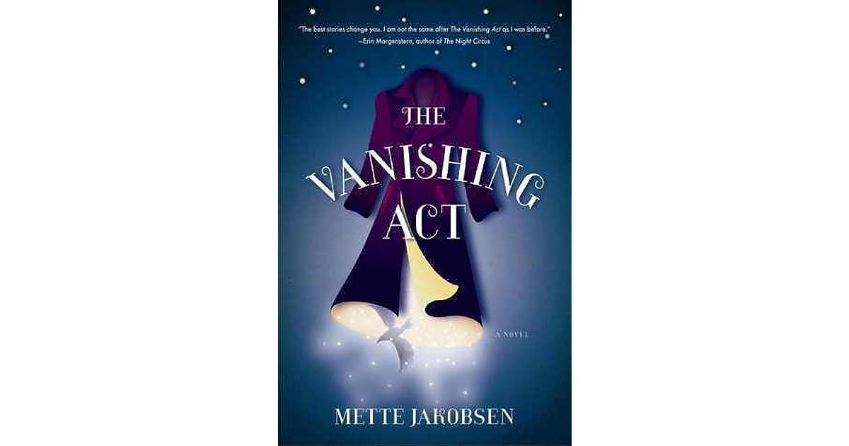 The vanishing act